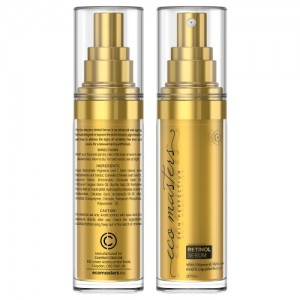 Ορός Ομορφιάς Retinol Serum Eco masters 30ml